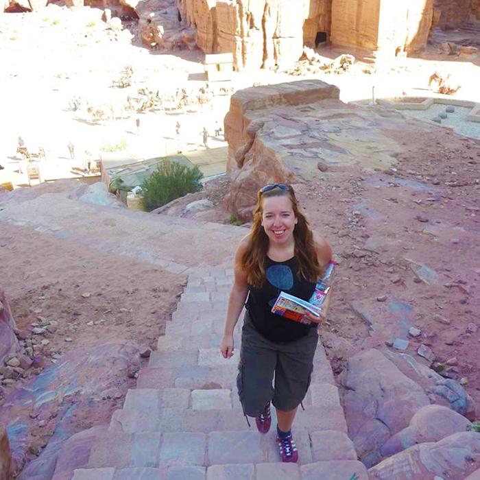 Over ondernemen, je hart volgen en reizen | De maandag van wereldreiziger Marieke